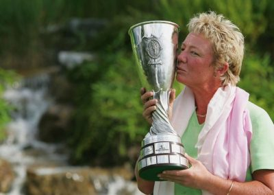 FRA: Evian Masters Ladies Golf: Round Four