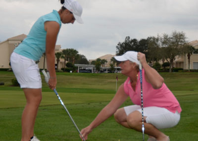 Wendy Doolan Golf Coach