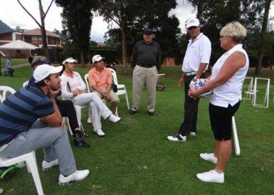 Advanced Group Coaching in Columbia